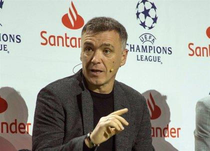 """Pantic: """"Hablar de favoritos a estas alturas es muy peligroso, a ver cómo lo acepta el Atlético"""""""