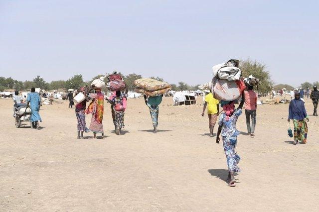 AMP.-Camerún.- ACNUR condena la muerte de al menos 18 personas por un ataque con
