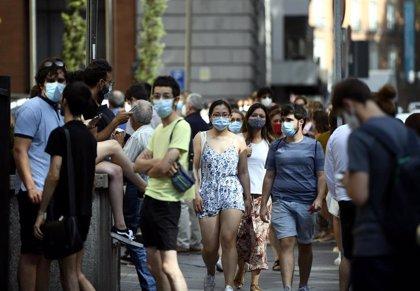 Madrid capital acumula el mayor número de casos pero Móstoles y Torrejón presentan mayor tasa de incidencia Covid