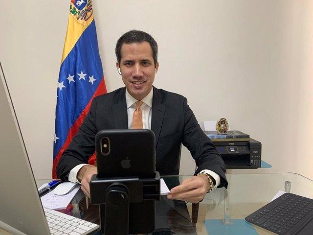 """Venezuela.- EEUU afirma que Guaidó seguirá siendo el """"líder legítimo"""" de Venezue"""