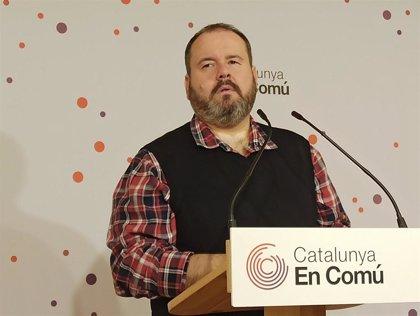 Los comuns se personarán como acusación popular en eventuales causas contra Juan Carlos I