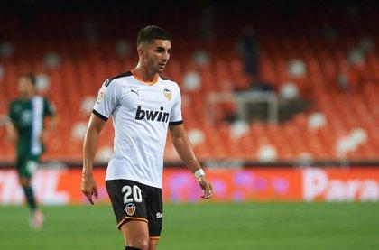 Ferran Torres abandona el Valencia y ficha por el Manchester City