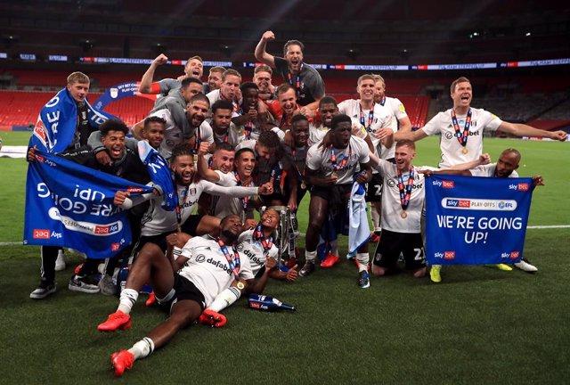 Fútbol.- El Fulham regresa a la Premier League un año después