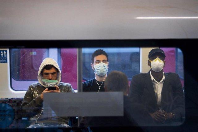 Coronavirus en Londres, Reino Unido.