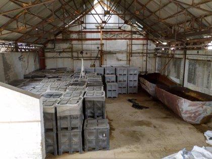 Declarada de urgencia la expropiación forzosa para las obras de acceso a la antigua fábrica de Inquinosa, en Sabiñánigo