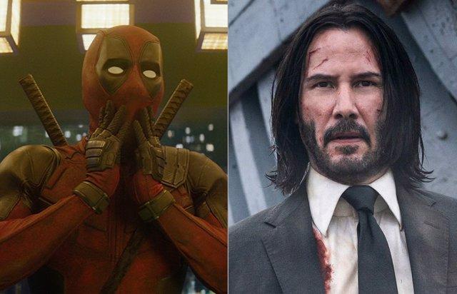 ¿Deadpool Y Keanu Reeves Juntos En Una Película De Marvel?