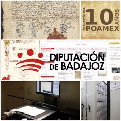 La Diputación de Badajoz difunde un vídeo didáctico sobre el catastro del Marqués de la Ensenada del siglo XVIII