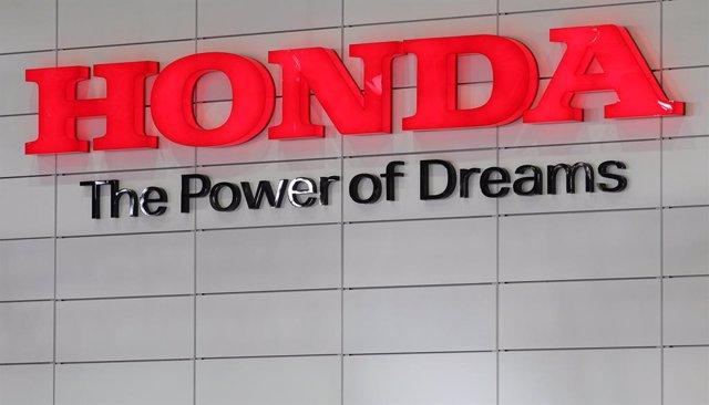 Logo de Honda.