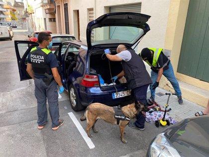 La Guardia Civil detiene a 22 personas por tráfico de droga en Girona y Barcelona