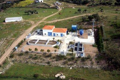 Promedio ejecutará 20 depuradoras de aguas residuales en localidades de la provincia de Badajoz hasta 2023