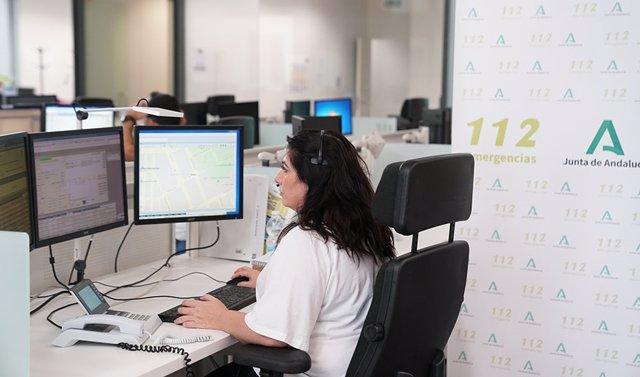 Sevilla.-Emergencias 112 gestiona 1.500 incidencias en Sevilla durante la 'operación salida' de agosto