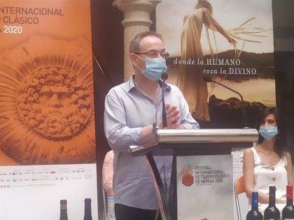 Jesús Cimarro pide que las medidas aplicadas a la cultura contra el Covid-19 se extiendan a todos los sectores