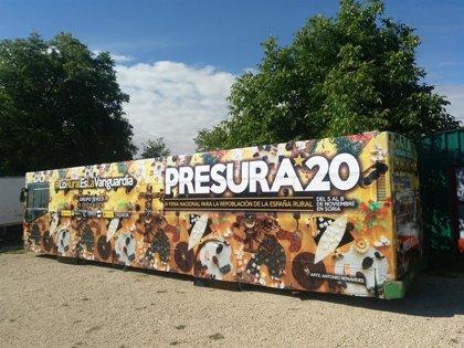 El Autobús de la Repoblación llega este viernes a Belorado (Burgos)