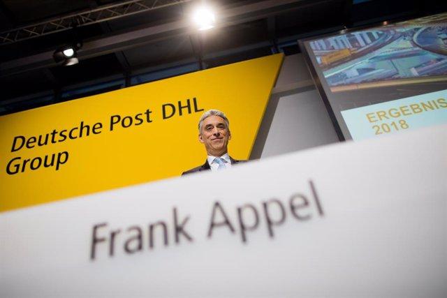 Alemania.- Deutsche Post DHL gana 525 millones en el segundo trimestre, un 14,6%