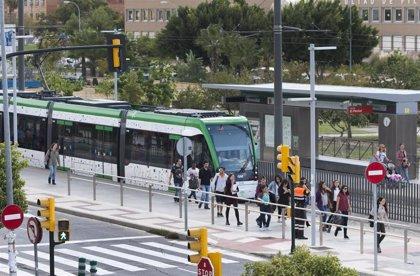 Licitada la ejecución del montaje de vía del metro de Málaga entre Renfe y Atarazanas