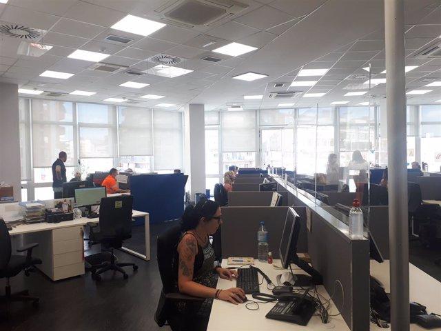 El Servei Local de Teleasistencia de Barcelona