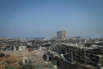 """La UEFA lamenta """"la pérdida de tantas vidas"""" en la devastadora explosión de Beirut"""