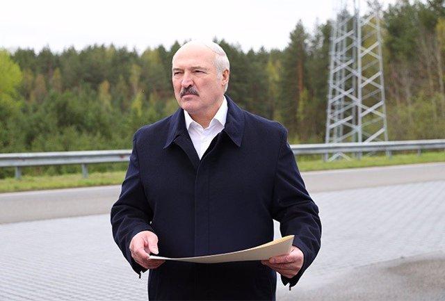 Bielorrusia.- Lukashenko acusa a Rusia de mentir sobre el arresto de una treinte