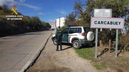 La Guardia Civil auxilia a un ciclista que se había perdido en la Sierra de la Subbética (Córdoba)