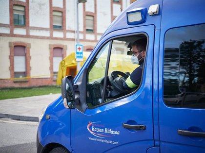 Navarra registra 70 nuevos casos positivos y dos hospitalizaciones