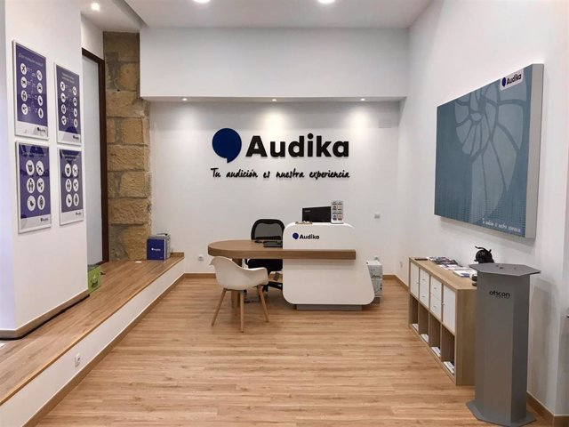 Centro auditivo de Audika