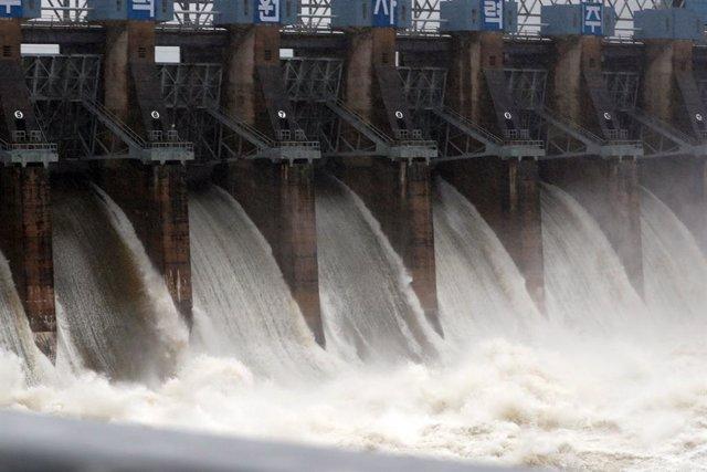 Corea del Sur.- Ascienden a 15 los muertos a causa de las lluvias torrenciales e