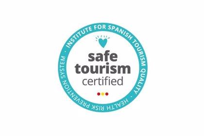 Más de 500 establecimientos turísticos se han certificado con el sello Safe Tourism Certified del ICTE