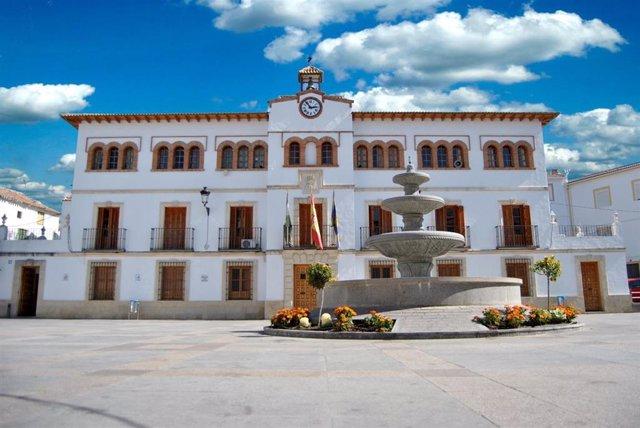 Imagen de archivo del Ayuntamiento de La Guardia de Jaén.