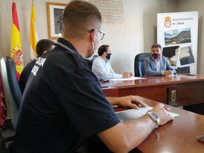 Ulea contará con cuerpo de policía local al cumplir con la Ley de Coordinación de Policías Locales