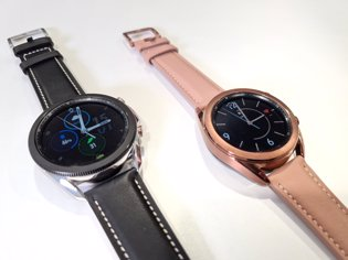 Galaxy Watch 3 de Samsung