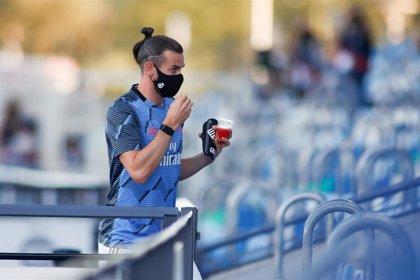 Gareth Bale se queda fuera de la convocatoria para el duelo ante el City