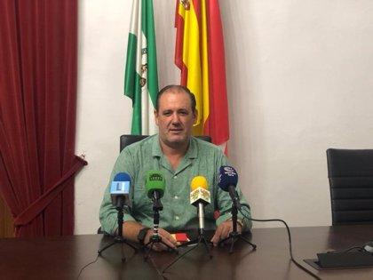En marcha un plan de mejoras de diversos caminos rurales en Lora del Río (Sevilla)