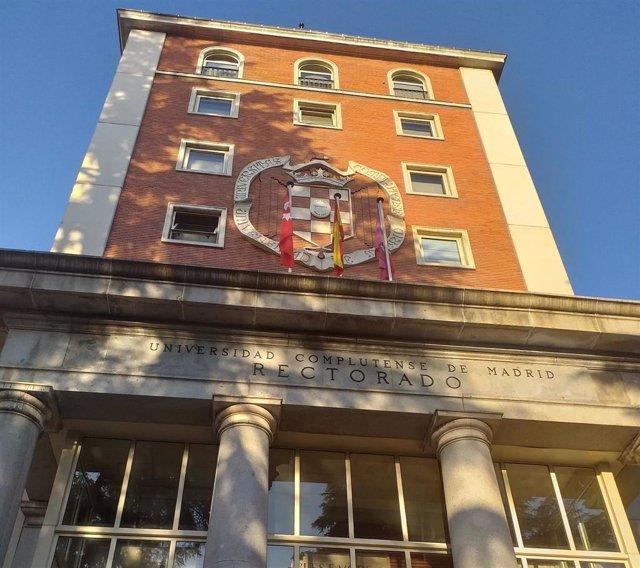 Edificio del Rectorado de la Universidad Complutense de Madrid