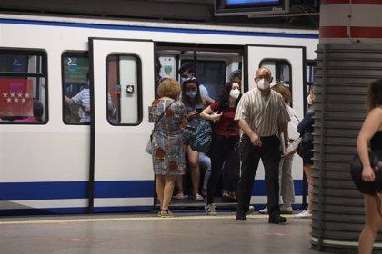 """Maquinistas de Metro piden ser sometidos a pruebas TAC """"de forma obligatoria"""" al estar """"expuestos al amianto"""""""