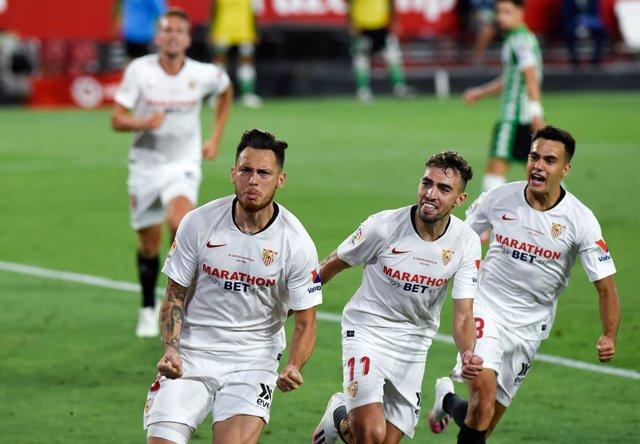 Fútbol/Liga Europa.- Previa del Sevilla - Roma