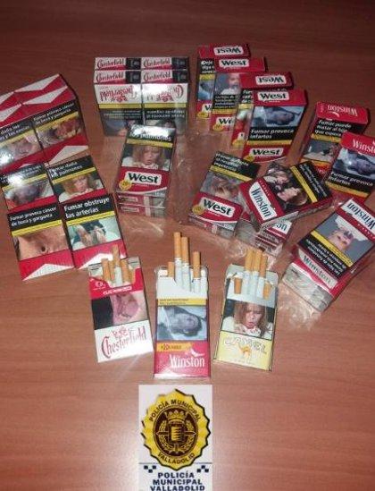 Denuncian a un quiosquero de Valladolid por vender cigarros sueltos