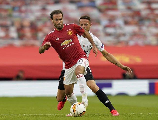 UEFA Europa League - Manchester United vs LASK