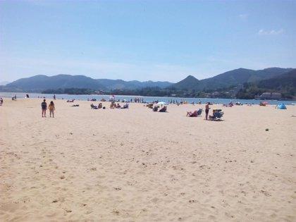 Este jueves se espera una jornada calurosa en Euskadi, con temperaturas que rondarán los 35 grados en el interior