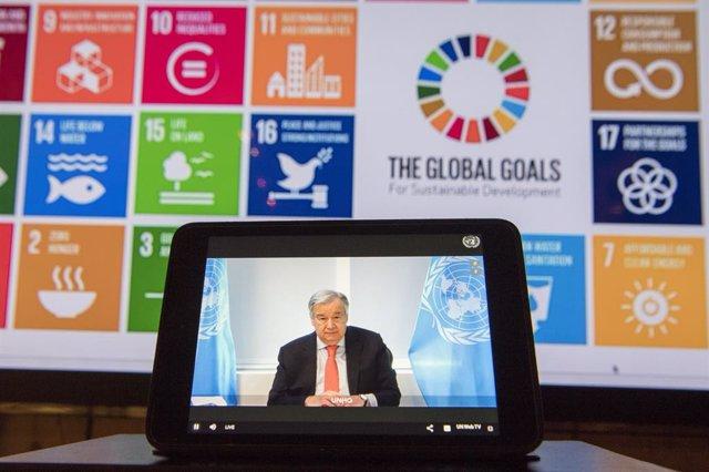 """Japón.- Guterres pide la """"eliminación"""" de las armas nucleares y lamenta que el m"""