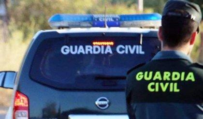 La Guardia Civil interviene en Huelva 500 kilos de hachís y detiene a cinco personas