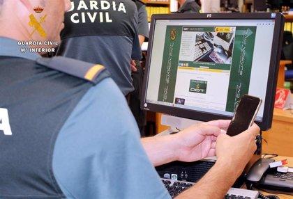 La Guardia Civil evita una reyerta entre jóvenes en Sarón