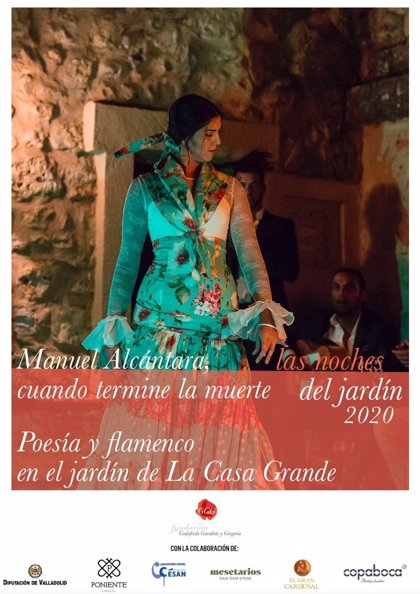 Maridaje de flamenco y poesía esta noche en el homenaje a Manuel Alcántara en La Casa Grande de La Mudarra