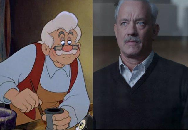 Tom Hanks, en negociaciones para ser Geppetto en el remake de acción real de Pinocho