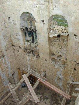 La Archidiócesis de Burgos realiza este domingo una colecta dentro de su iniciativa 'Pro Templos'.