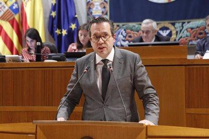 Cs pide la implicación del Ejecutivo autonómico para buscar a una salida a la crisis de la escuela de pilotos de Huesca