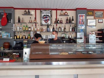 El gasto por cliente en bares y restaurantes de València cae respecto a los meses previos a la Covid y ronda los 16€