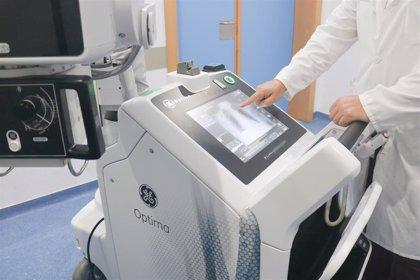 El Hospital Virgen del Rocío, primer centro europeo en instalar software para detección precoz de neumotórax