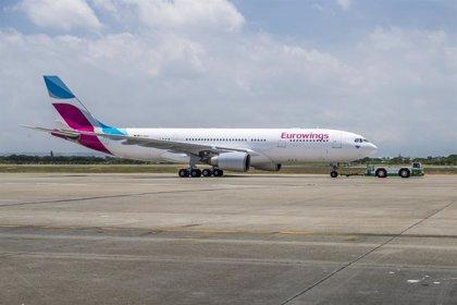 Eurowings y Austrian Airlines aumentan sus vuelos hacia España