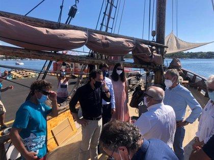 Ports IB colaborará con Save The Med en proyectos de recuperación de los ecosistemas marinos