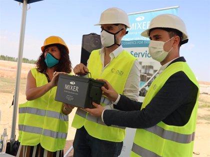 Mixer&Pack, fabricante de hidrogeles para Sanidad, se instala en Cabanillas donde creará 100 empleos